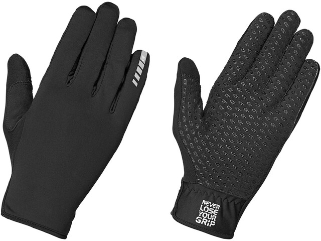 GripGrab Raptor Windproof Winterhandschuhe black